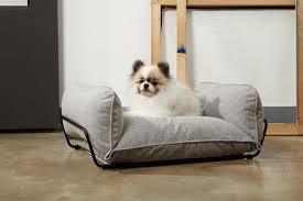 modern pet furniture. Modern Dog Beds And Accessories From HOWLPOT Pet Furniture