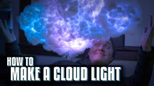 How To Make Cloud Lights How To Make An Amazing Looking Cloud Light Using Cotton