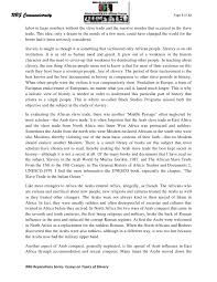 slavery essay research paper on slavery org view larger