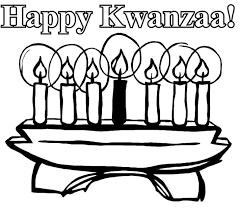 Small Picture Holiday Coloring Pages Christmas Hanukkah and Kwanzaa