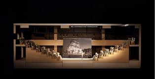 Signature Theatre Company To Open Frank Gehry Designed