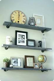 weathered wood wall shelf gray wood shelves weathered wood shelves custom gray wood shelf gray wood