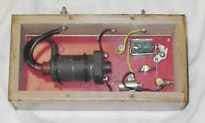 ignition box for old jump spark engines Buzz Coil Wiring Diagram miro forest ignition box Homemade Buzz Coil Ignition