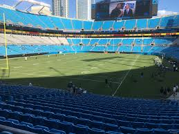 Bank Of America Stadium Section 137 Rateyourseats Com