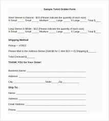 Order Form Word Template Adorable Microsoft Word Form Template Metalrus