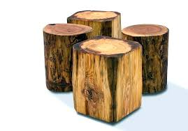 tree trunk furniture for sale. Tree Trunk End Table Tables Step Plans Modern Carpentry Stump Dining For  Sale Base Tr Furniture