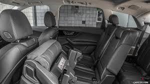 2017 audi q7 3 0t quattro us spec interior rear seats wallpaper