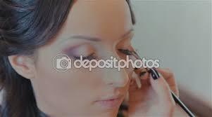 beautiful bride wedding make up by make up artist