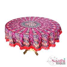 round table cloth tablecloth al tablecloths white weights style hotel tablecloths printed round