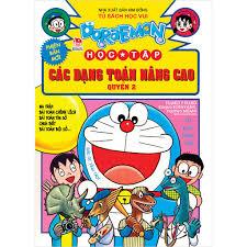 Truyện tranh Doraemon học tập: Các dạng toán nâng cao quyển 2