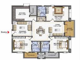Kitchen Floor Cupboards Floor Plan With Kitchen How To Make Floor Plan Kitchen Cabinet