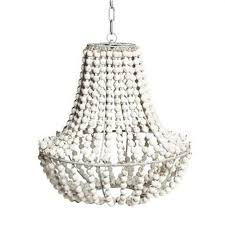 pear shaped metal beaded pendant light full of pearl like ornament white shiny so beautiful beaded lighting