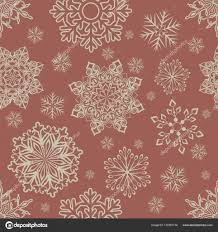 vintage snowflake background. Brilliant Vintage Seamless Winter Red And Beige Vintage Snowflake Wrapping Paper Vector  Pattern Christmas Background U2014 Vector By Lenapix And Vintage Snowflake Background