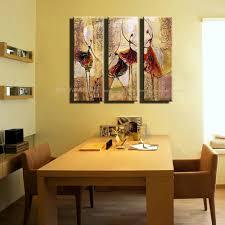 Cheap Contemporary Wall Art Aliexpresscom Buy 3 Panel Canvas Wall Art Abstract Modern Wall