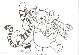 Coloriage Winnie Dominos Lovely Coloriage Winnie L Ourson A