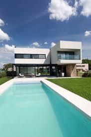 855 best Dream House images on Pinterest   Modern houses ...