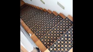 no slip stair treads.  Stair 19 Non Slip Stair Treads Indoor Ideas Intended No