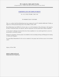 Employer Job Rejection Letter Template Free Proof Employment From