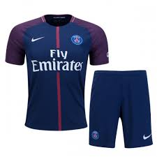 Cheap shirt short Soccer Psg Home Jerseys Jersey Online Store Kit 18-19