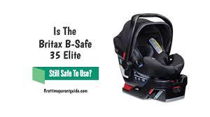 is the britax b safe 35 elite infant car seat