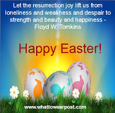 Christian Holiday Quotes Best of Easter Quotes 24 Quotes To Celebrate Easter Season WHAT TO WEAR POST