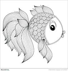 Coloring Book Fish Rollingmotorsinfo