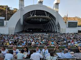 Hollywood Bowl Garden Box Seating Chart Hollywood Bowl Terrace 5 Rateyourseats Com