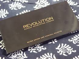 highlighting palette makeup revolution cover