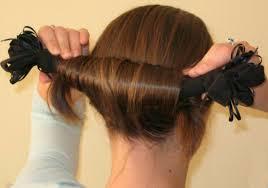 Vlasy Twister Vytvářejí Krásné účesy Sophist Twist účesy Pro