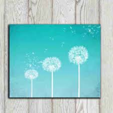 turquoise office decor. Startling Turquoise Wall Art Shop Office Decor On Wanelo Dandelion  Printable Home Prin Canva Metal Uk Turquoise Office Decor O