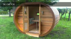 office garden pod. Orb Pod | Garden Hudson Rooms Office