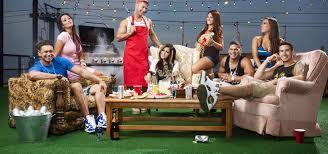 Jersey Shore Staffel 3 - Jetzt online Stream anschauen