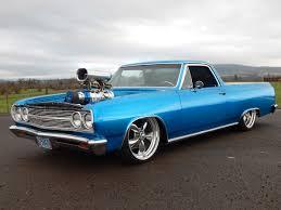 1965 Chevrolet El Camino Pro Street - YouTube