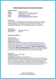 Art Resume Resume Template
