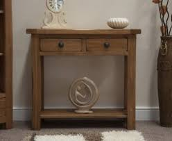 entrance furniture. buy the bramley oak console table at furniture superstore entrance