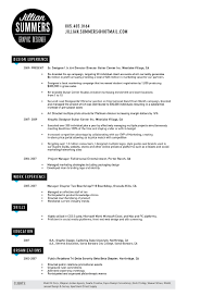 Graphic Design Resume Template Graphic Design Resume Jullian