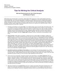 critical reading essay example co critical reading essay example