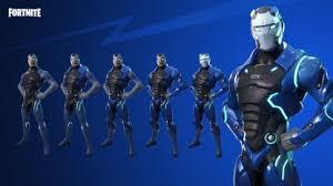 Level Chart Fortnite Season 5 Fortnite Carbide Progressive Skin Levels Xp Unlocks