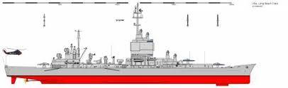 40 lb floro, 1/8 oz slider weight with 3/0 bait hook. Blueprints Ships Ships Us Usa Cgn 9 Long Beach