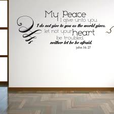 religious metal wall art scripture wall decals silver wall decor canvas art wood