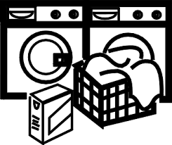 laundry clipart black and white. Simple White Laundry Basket Clip Art Black And White Washing Machine Laundry Clipart C
