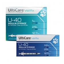 U100 To U40 Conversion Chart Ulticare U 40 Insulin Syringe