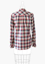 Grainline Patterns Stunning Grainline Studio Archer Buttonup Shirt Printed Pattern Imagine Gnats