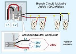 double pole circuit breaker wiring diagram wiring diagram a double outlet wiring image about diagram