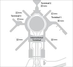 Sfo Runway Chart Maps San Francisco International Airport