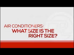 35 ton ac unit square footage.  Unit Air Conditioner  How To Select The Proper Size Unit Intended 35 Ton Ac Square Footage