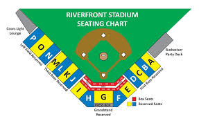 Bucks Revise Seating Chart At Riverfront Stadium For 2016