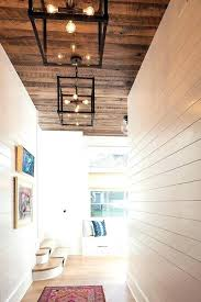 ceiling installation installing walls and farmhouse trim from wood flooring cost shiplap planked 3