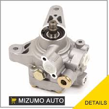 Power Steering Pump Fits 01-05 Acura Honda Civic 1.7 D17A1 D17A2 ...