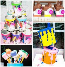 kara s party ideas painting with so many fun via